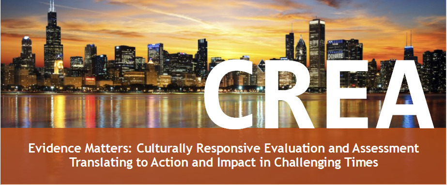 Heading to Fourth International CREA Conference in Chicago